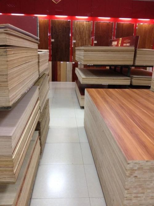 我的环保我做主 大参林高端家具板材
