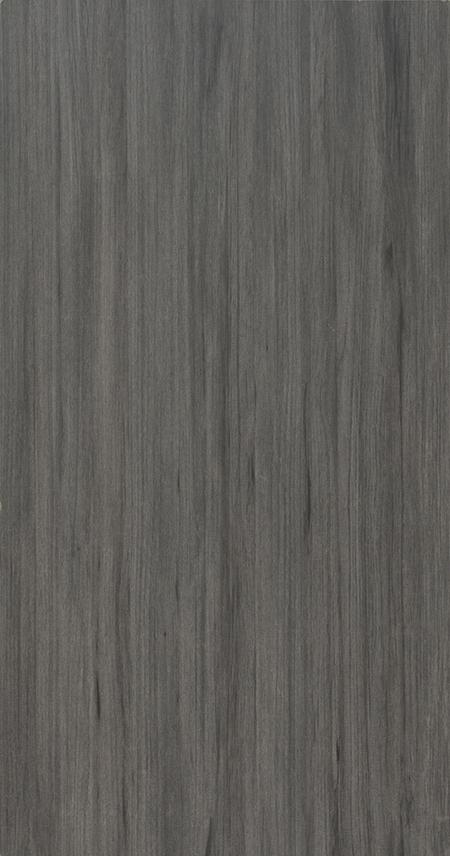 柚木黑布纹