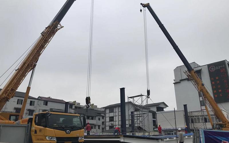 重庆8吨吊车出租