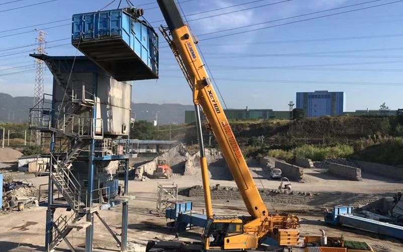重庆16吨吊车出租