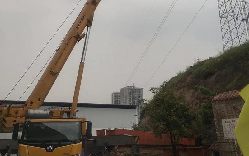 16吨吊车出租
