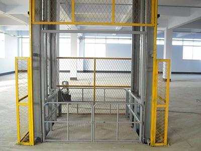 液压式升降机货梯