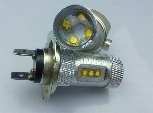 改装升级大功率灯泡