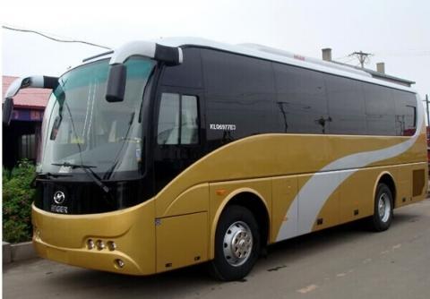 很多人集体出游都会选择大巴车租赁出游