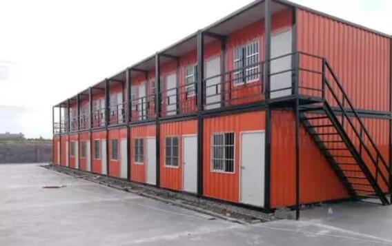 关于住人集装箱可作为宿舍的五大理由