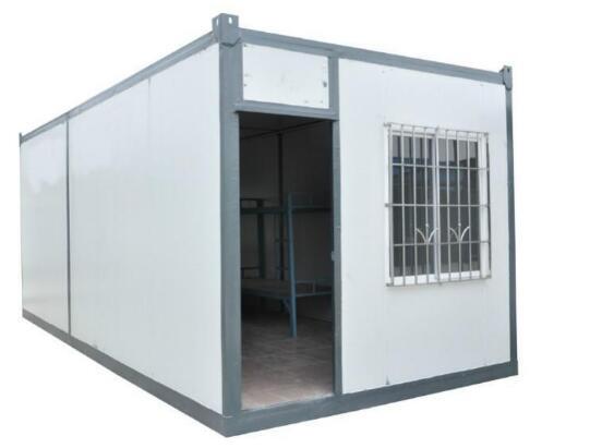 住人集装箱活动房能不能自己买材料搭建?