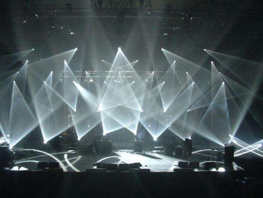 舞台灯光音响的检测