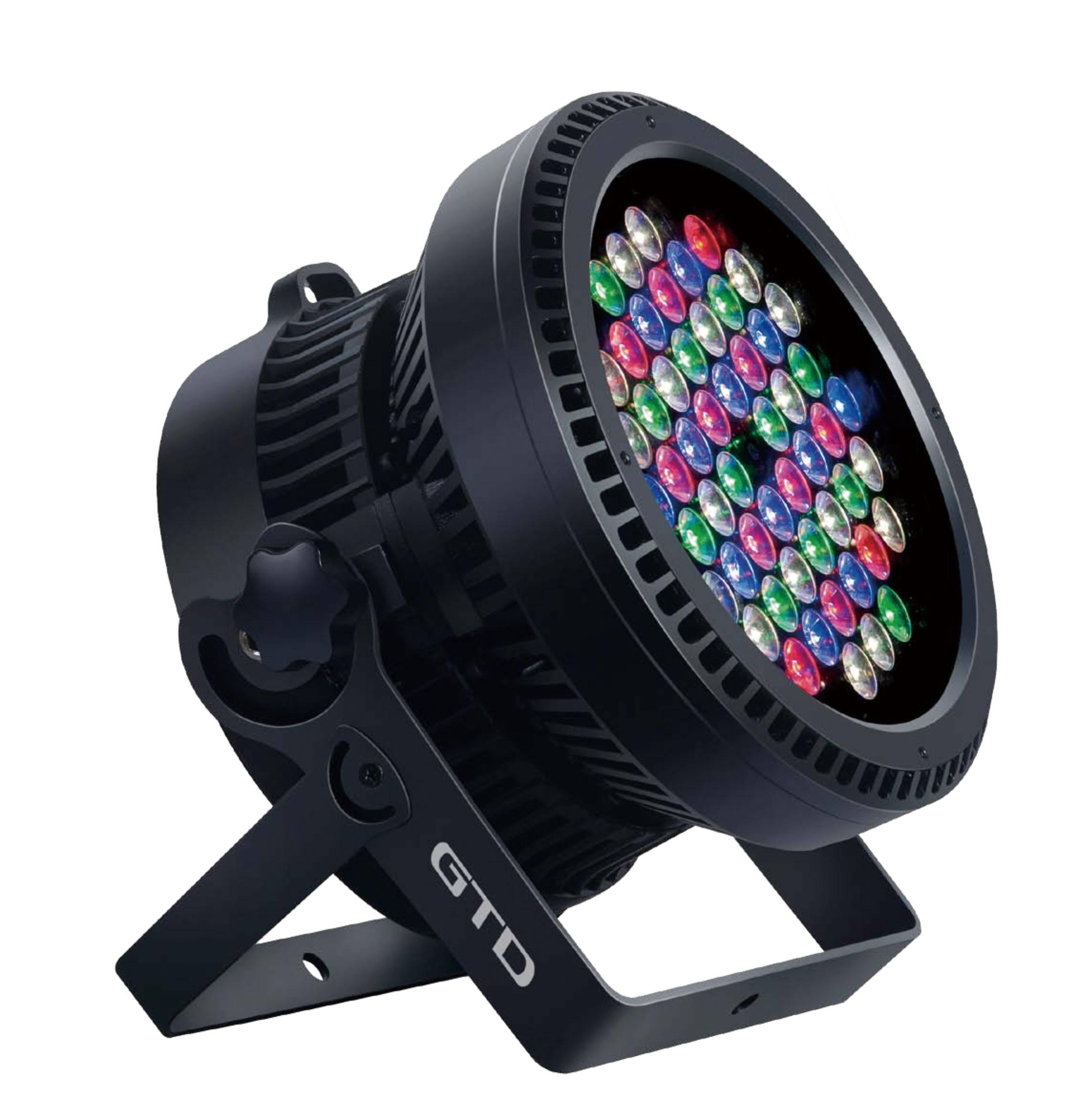明道染色LEDpar