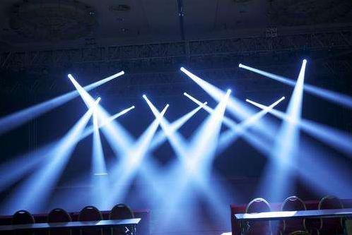 舞台灯光灯具的基本参数