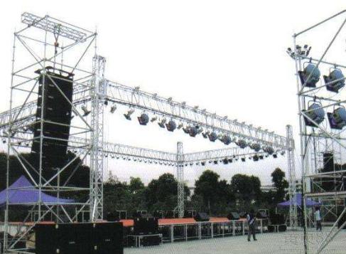 室外舞台音响配置的六大技术要求