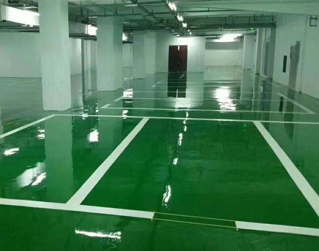 重庆耐磨地坪施工