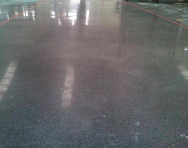 耐磨地坪工程