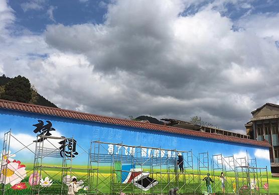 幼稚园手绘墙有哪些好处呢呢