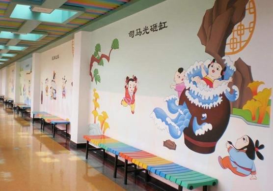 谈谈重庆手绘墙的一些知识和应用