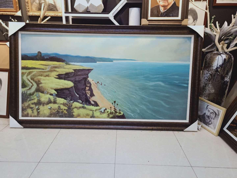 重庆风景油画