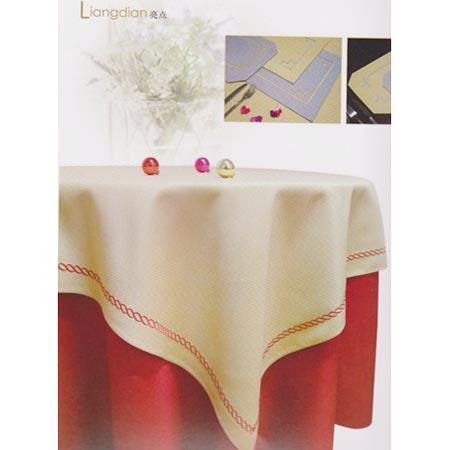 酒店餐厅桌布