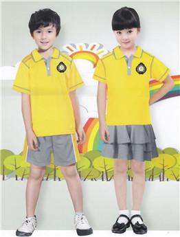 重庆儿童校服制作