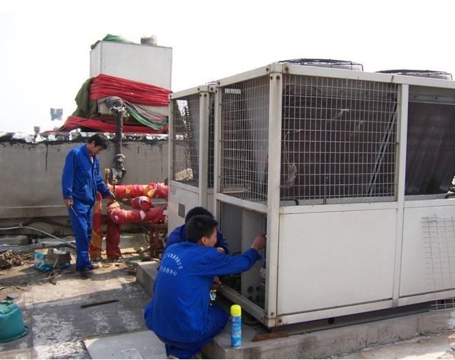 空调维修安全使用检查规范