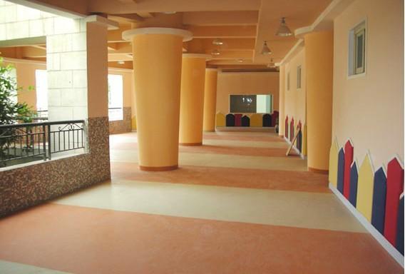重庆PVC地坪施工