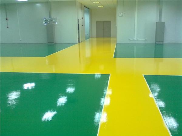 重庆车间地坪施工