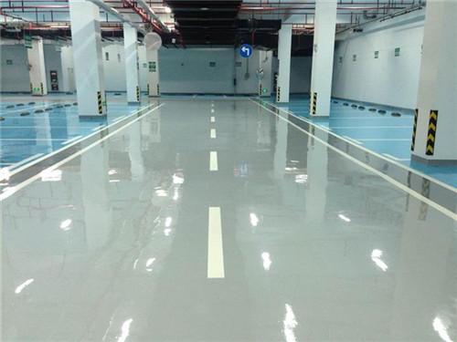 重庆水性固化地坪施工