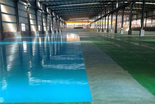重庆水性固化地坪漆厂家