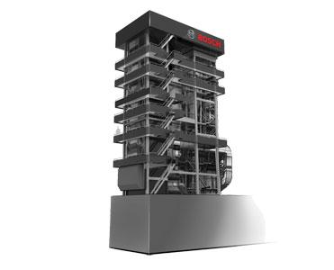 CFB循環流化床蒸汽 熱水鍋爐