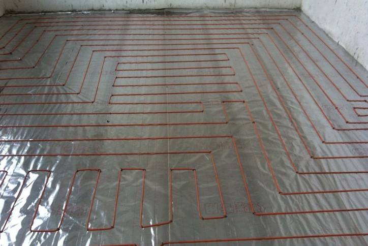 碳纖維電地暖