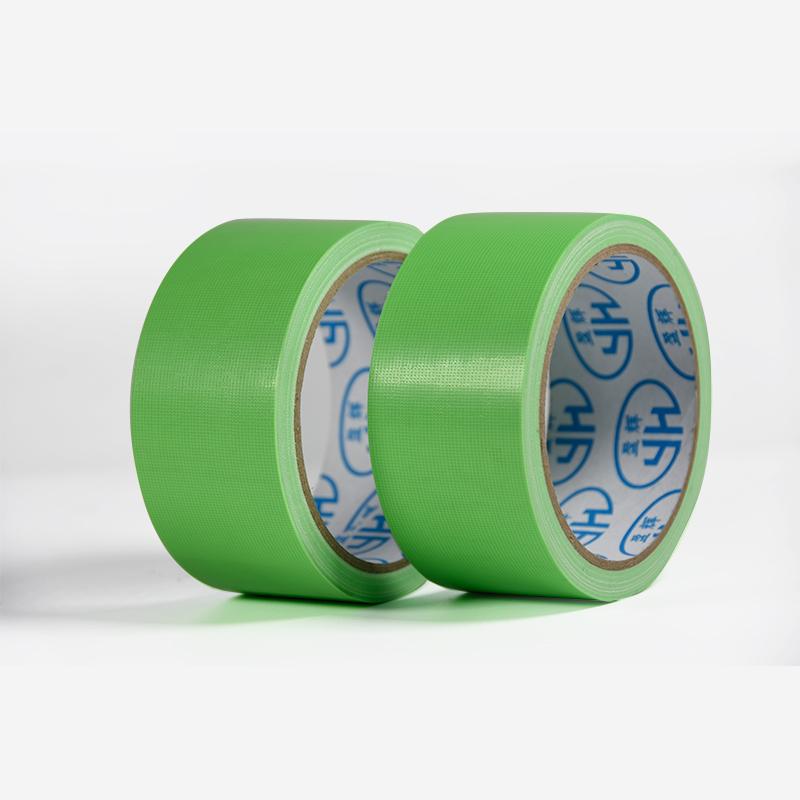 浅绿色布基胶带