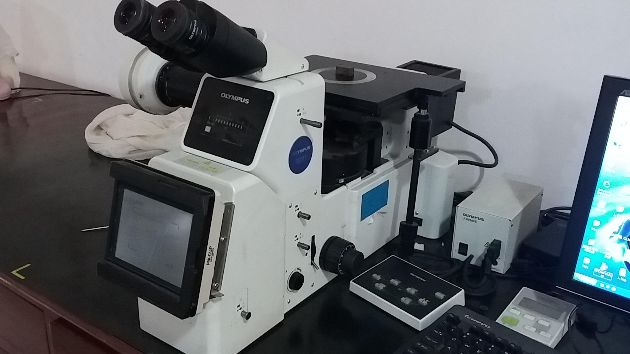 显微镜维修分享减轻数显式推拉力计故障方法