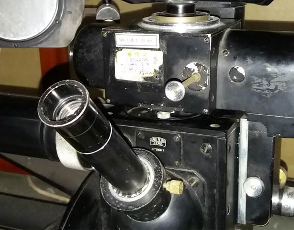 60年代蔡司金相显微镜维修
