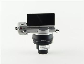 索尼数码相机接口