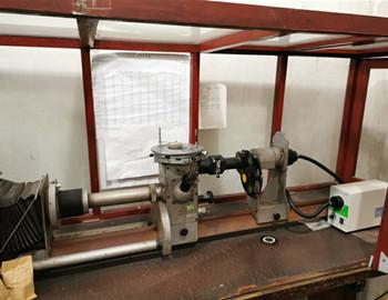 改造光源后的前苏联60年代金相显微镜