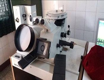 维修的70年代蔡司金相显微镜
