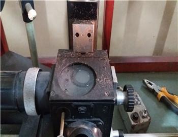 维修的蔡司70年代的倒置金相显微镜