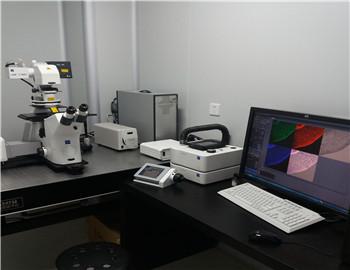 维修的蔡司LSM700激光共聚焦显微镜