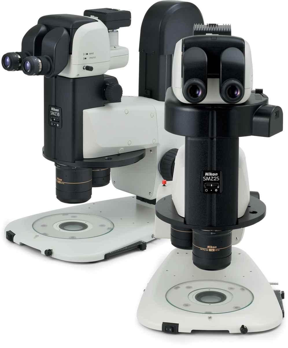 尼康SMZ18体式显微镜