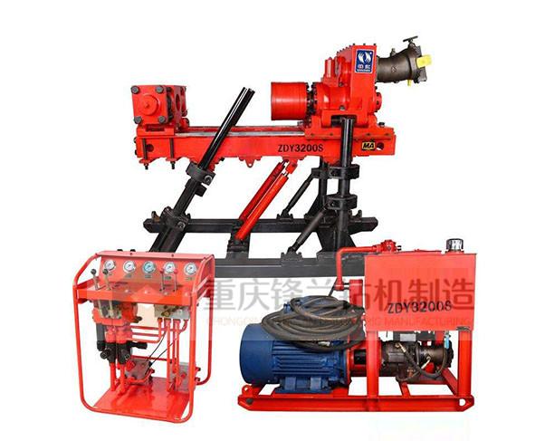 ZYW-3200型煤矿用全液压钻机