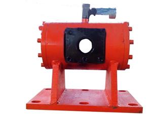 全液压动力头式钻机夹持器