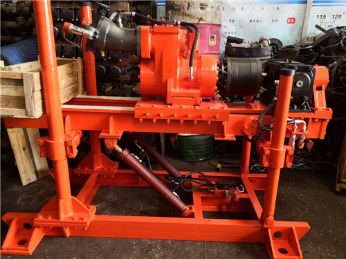 ZYW3200煤矿坑道钻机