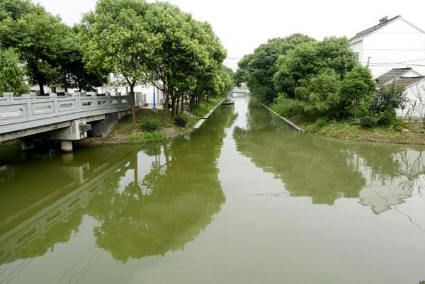 村镇水环境综合整治工程