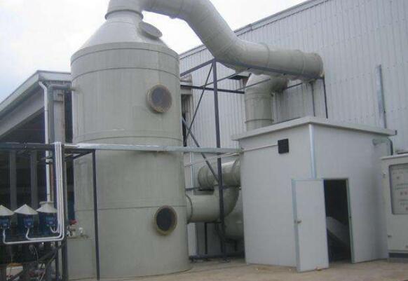 废气处理设备的基本要求