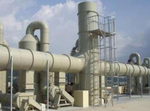 煤层气脱氧催化燃烧法