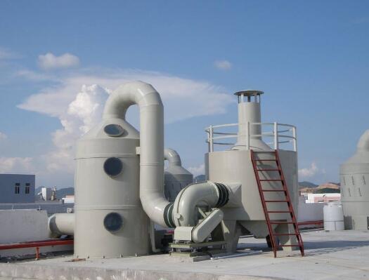 催化燃烧在橡胶废气上的应用