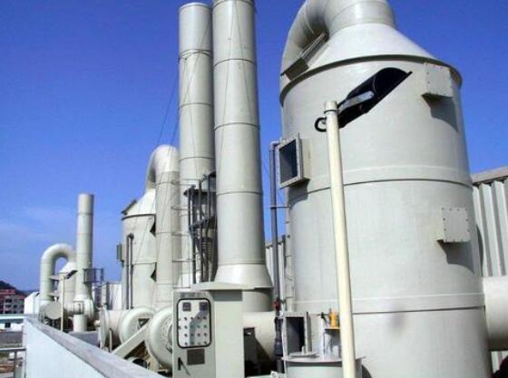废气处理设备风量的计算方法