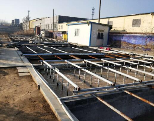 安装一体化污水处理设备的准备有哪些