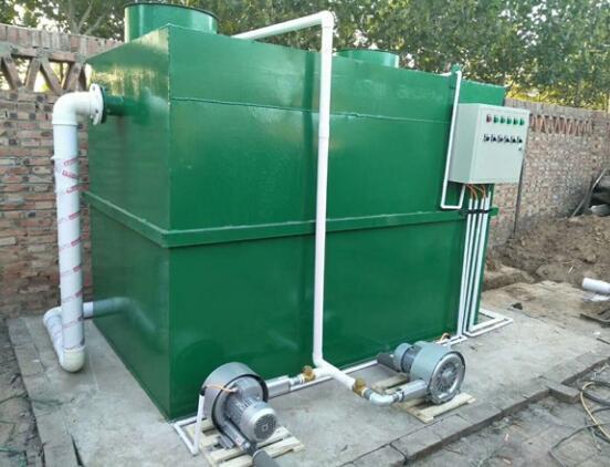 怎么根据水量设计一体化污水处理设备