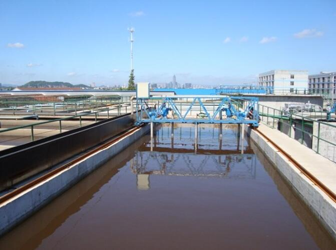 一體化污水處理設備的裝置過程及要求