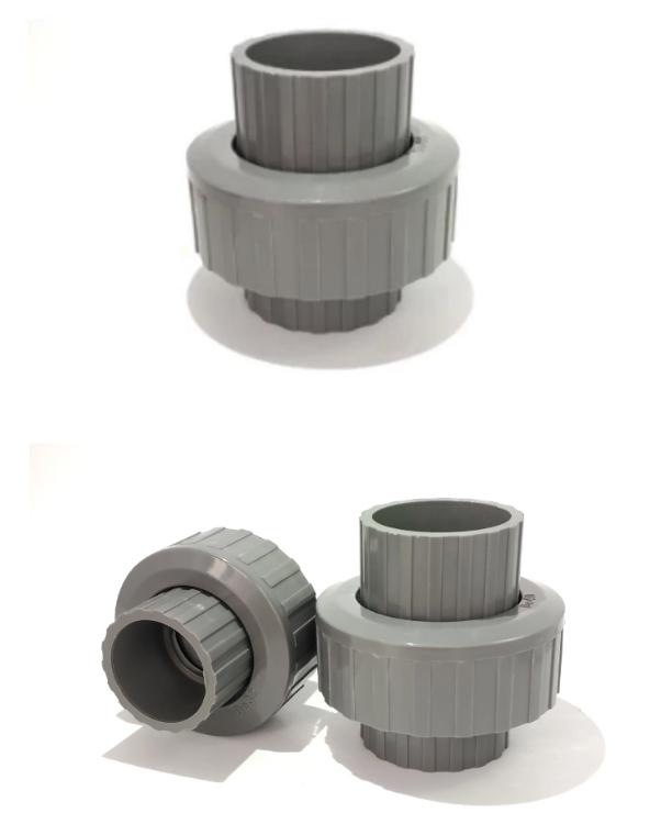 PVC管材管件冷料斑的消除