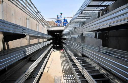 电缆桥架安装前需要考虑到的因素
